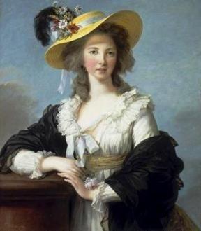 Comtesse de Polignac (1782, Elisabeth Vigée-Lebrun)