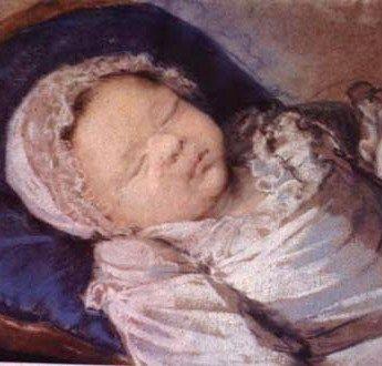 Sophie Béatrice (1786, Elisabeth-Louise Vigée-Lebrun)