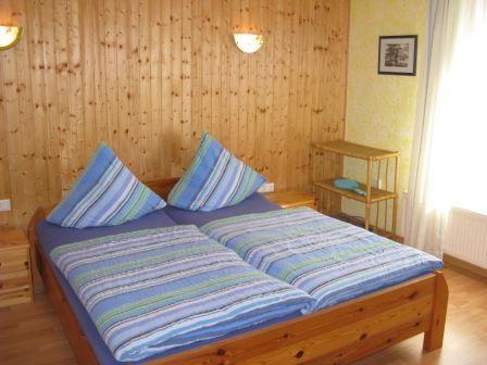 Schlafzimmer Ferienwohnung Ostfriesland