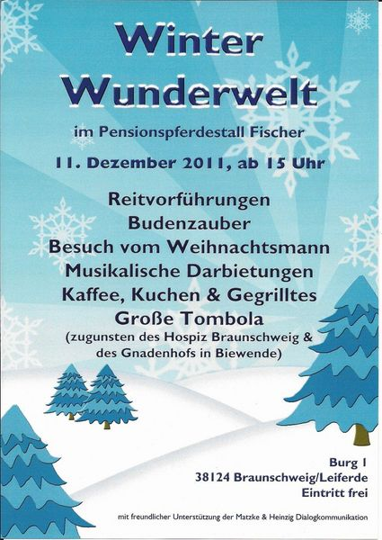 Winter-Wunderwelt