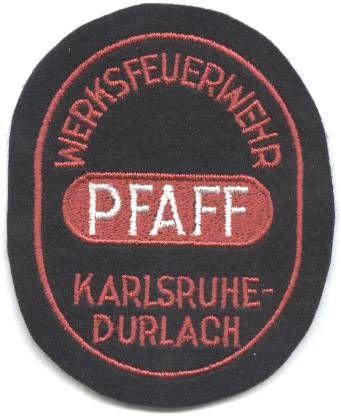Pfaff Durlach