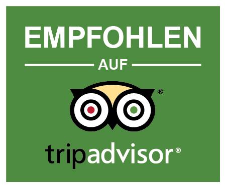 Tripadvisor Empfehlung