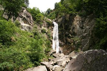 Passeirer Wasserfall