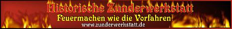 Banner Bild  Historische Zunderwerkstatt