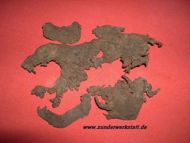 Zunderpilz zum Feuermachen in der Steinzeit Schwammklöpper, Zundermacherei
