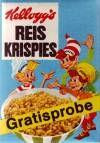 Reis Krispies Portionspackung 1971