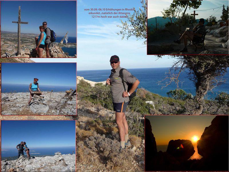 Urlaub in Rhodos