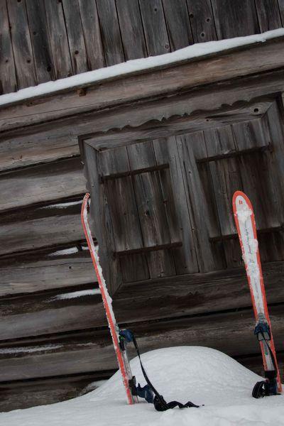Jagdhütte Ri