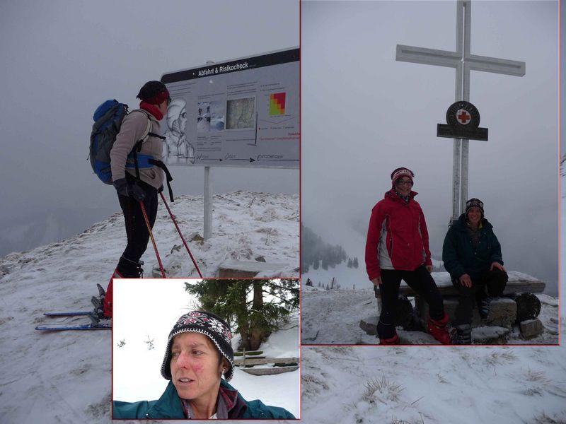 Loipersbacher Höhe mit Regina
