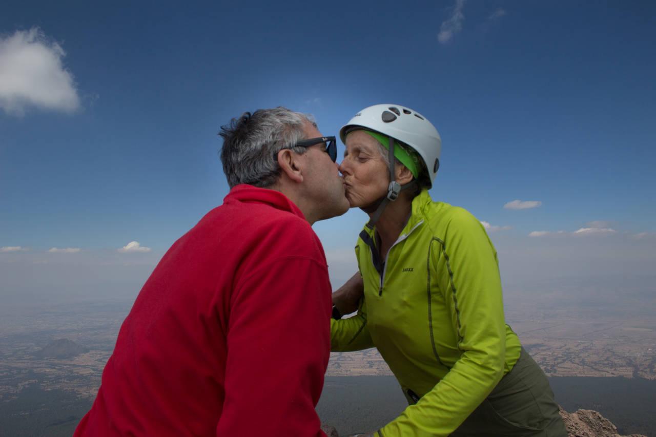 Auf dem Malinche 4505m hoch