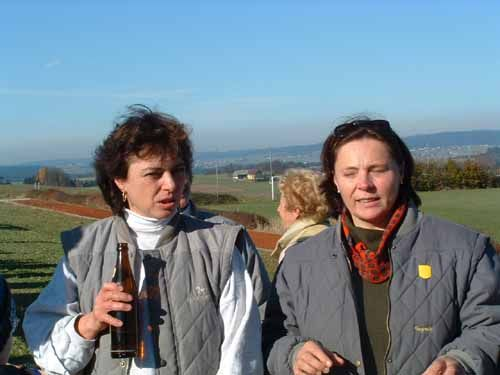 Ingrid und Inge