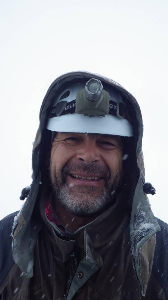 Gipfelsturm auf 6962m Chimborazo Ecuador