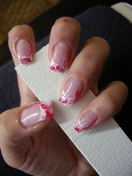 Art Of Face Nails