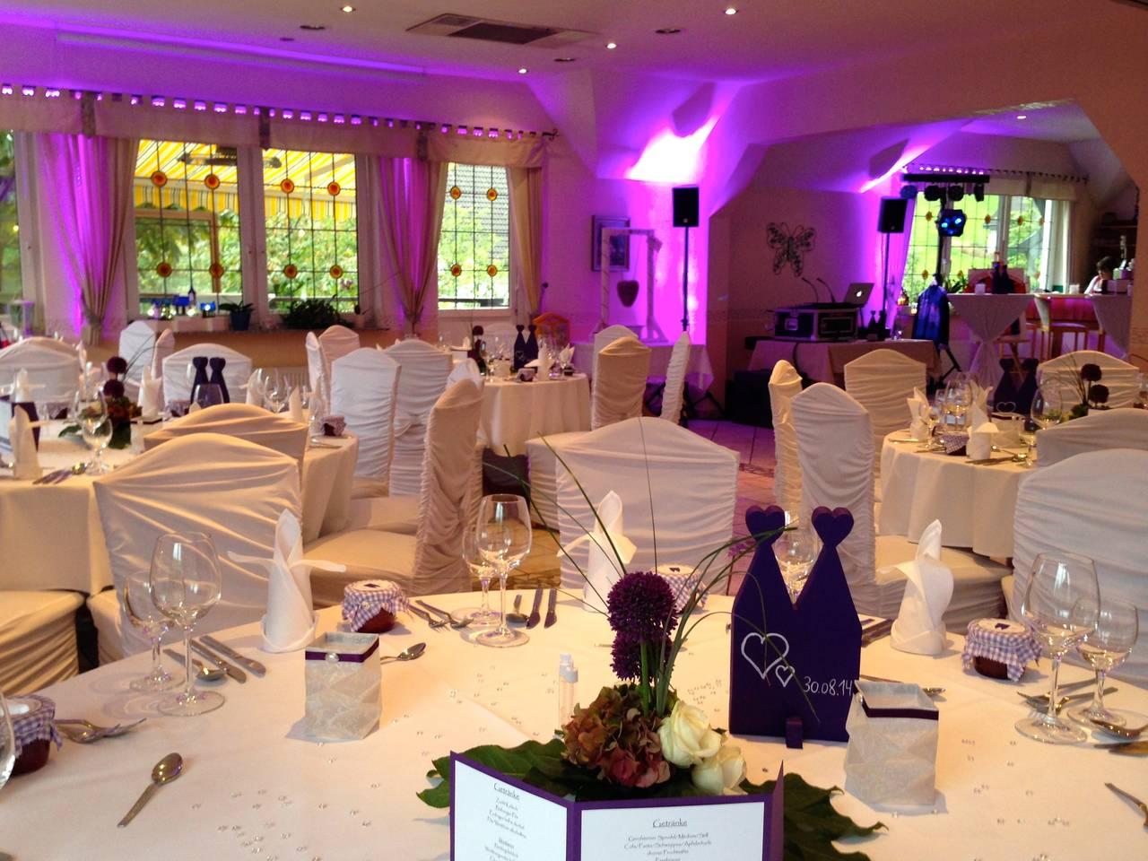 Villa Phoenix Hochzeit