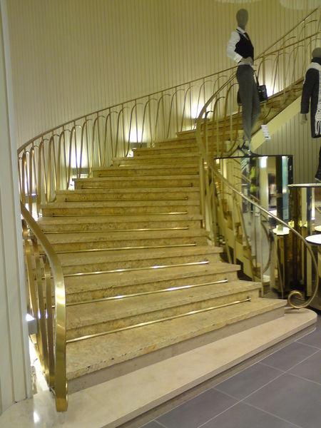 Treppenrestaurierung Kurfürstendamm