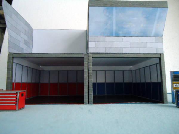 modulare Box mit VIP-Aufsatz