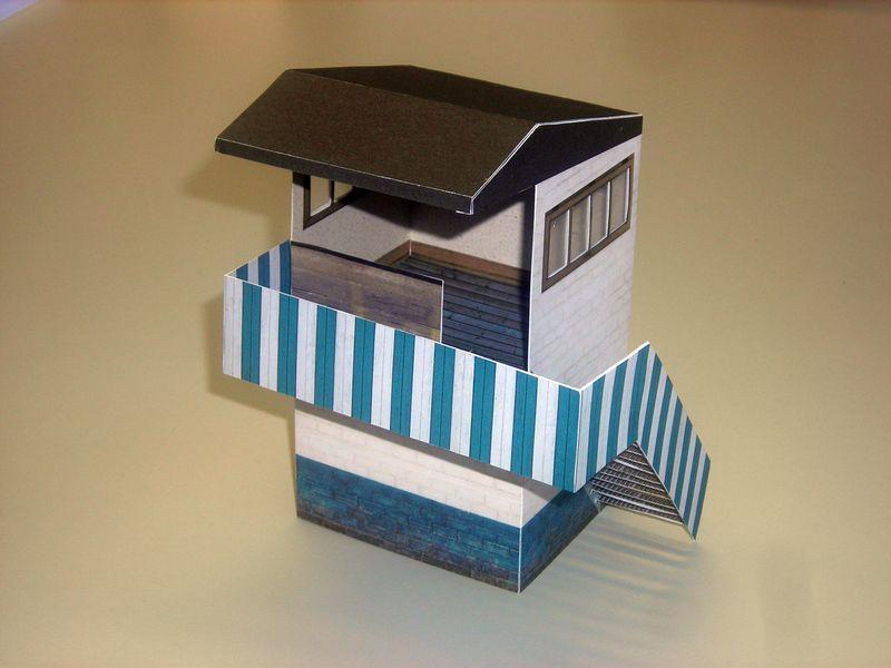 Streckenposten Haus