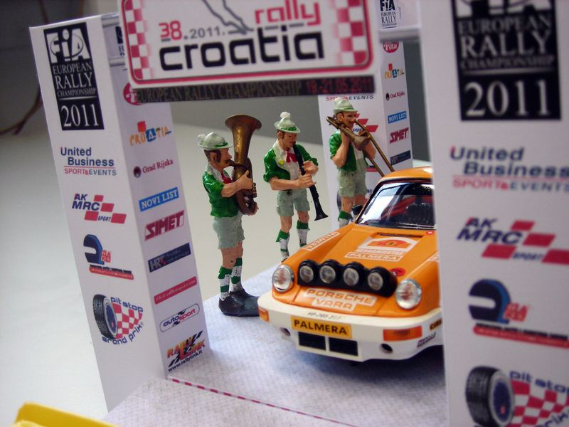 Rally Startrampe Croatia 2011