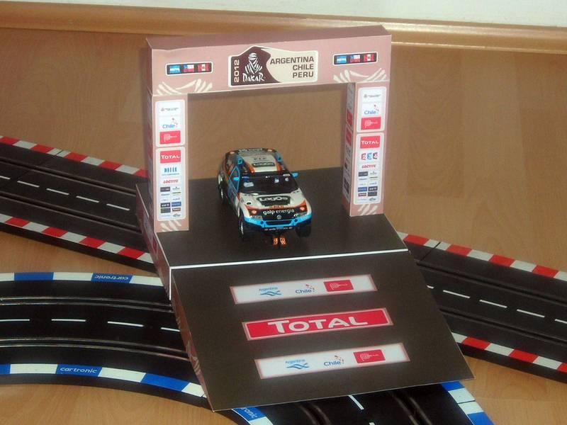 Startrampe Dakar 2012