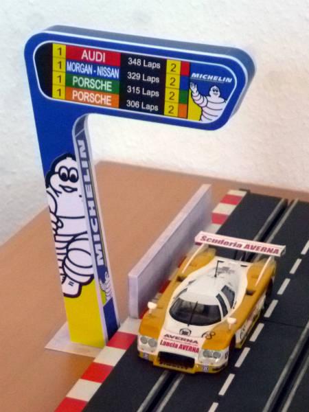 Michelin Ranking Tower / Tour de Classement MICHELIN, Le Mans