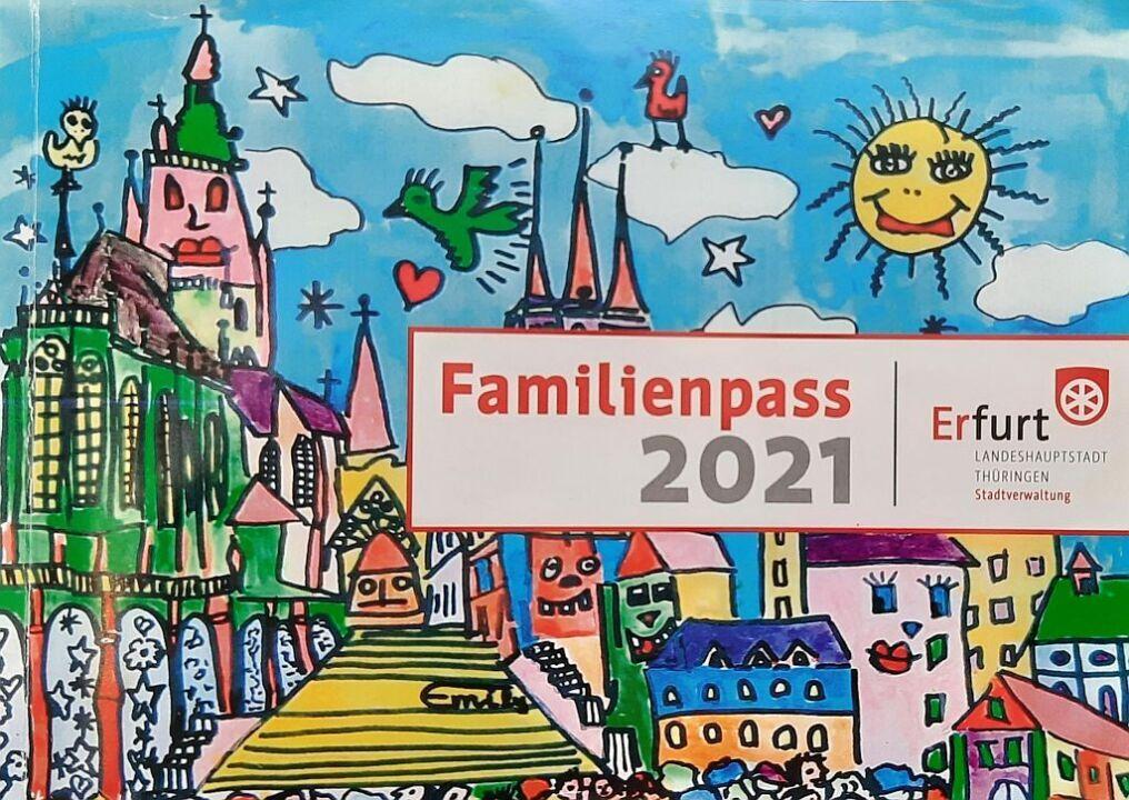 Familienpass Erfurt mit UnstrutLamas