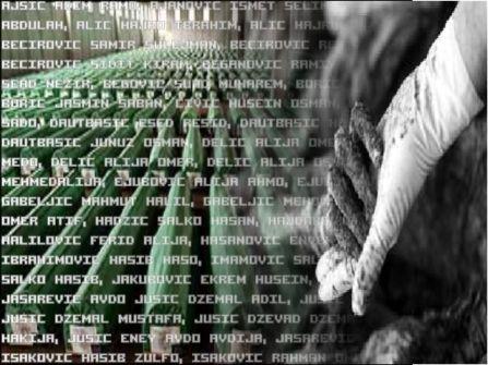 Srebrenica Bild