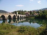 Višegrad Brücke