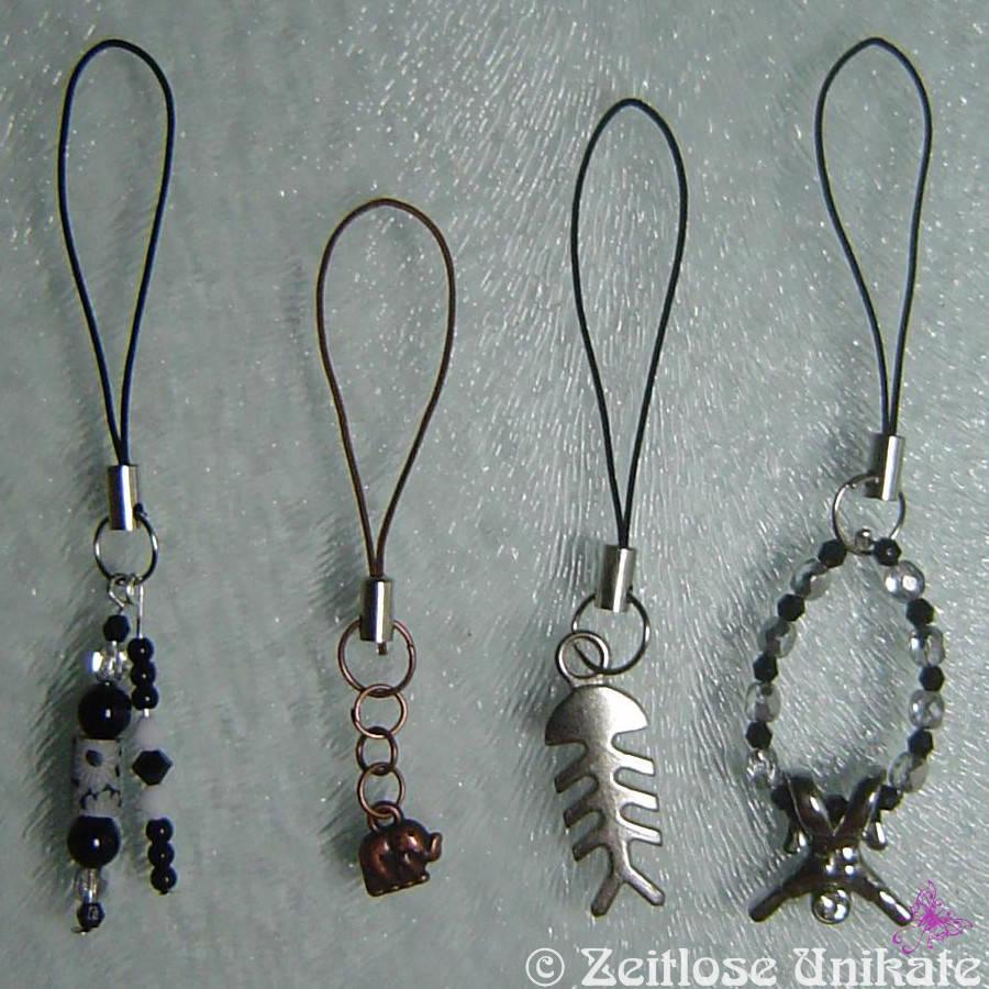 personalisierte Anhänger, Taschenanhänger, Schlüsselanhänger oder Handyanhänger