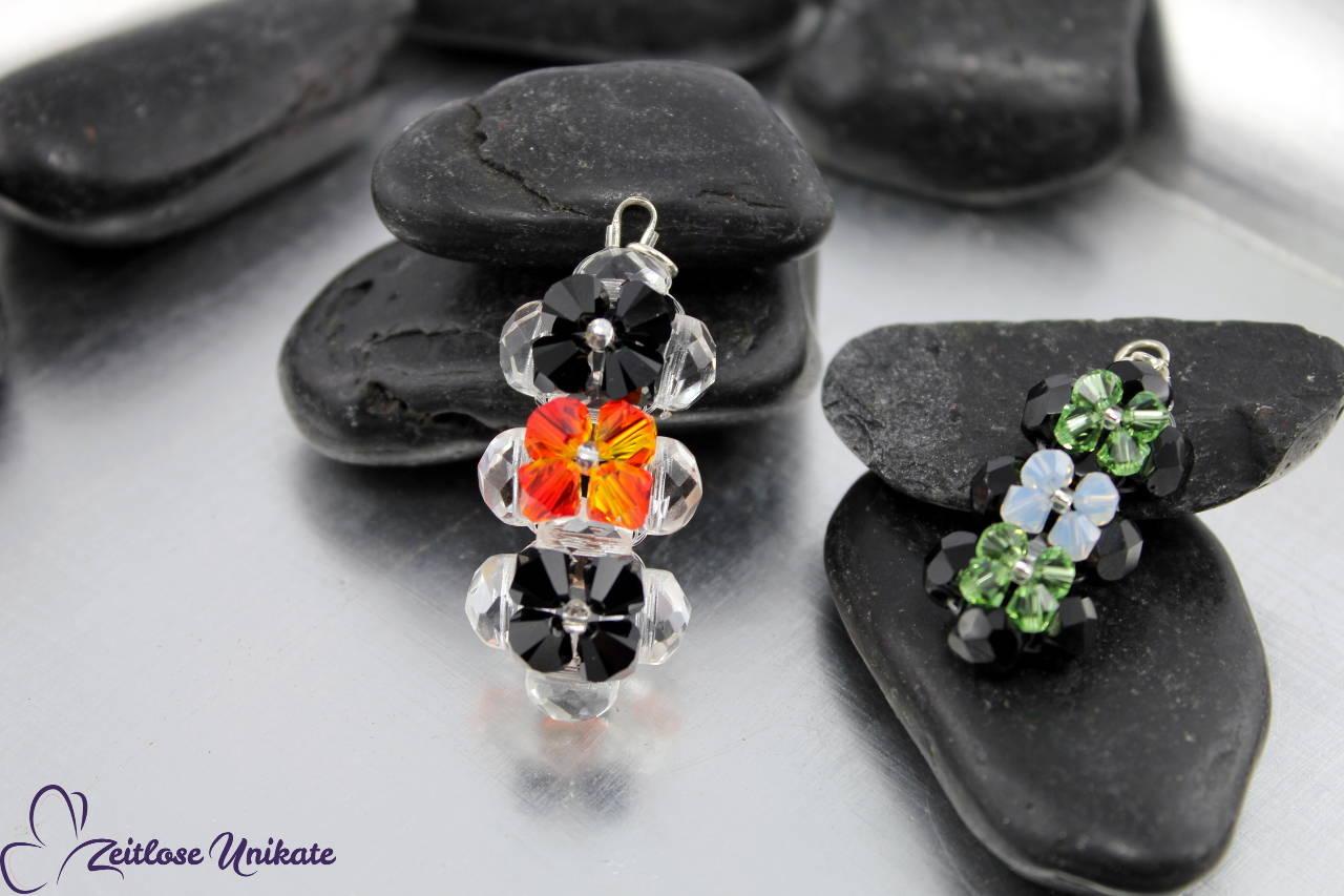 Anhänger aus Swarovski® Xilion Beads
