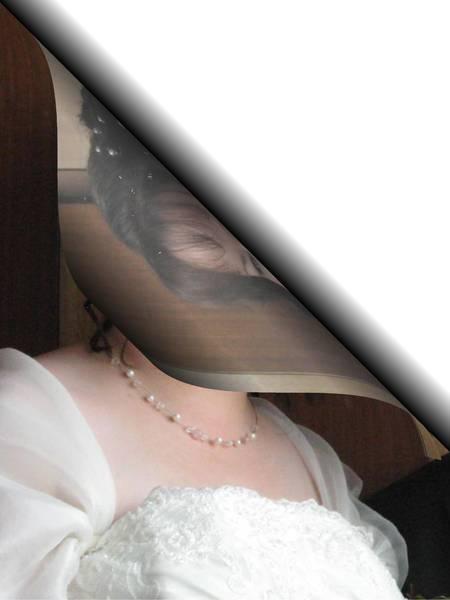 schlichte Brautkette