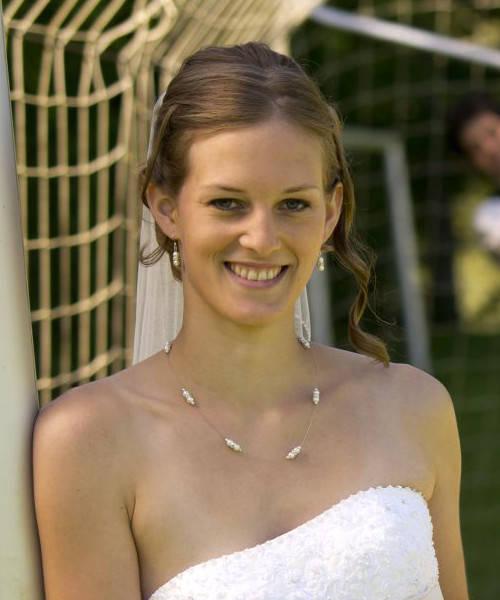 Schmuck für sportliche Braut