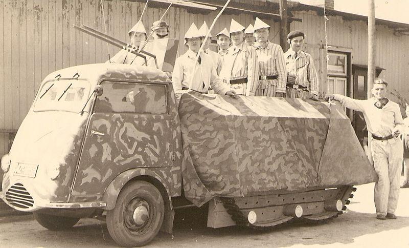 Schützenfest 1955