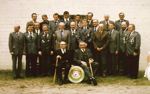Das erste König-der-Könige-Schießen 1978