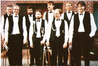 1986 Gründung der Reservisten