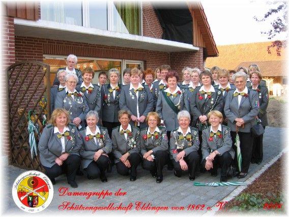 Die Damengruppe 2006