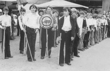 Kinderschützenfest 1973