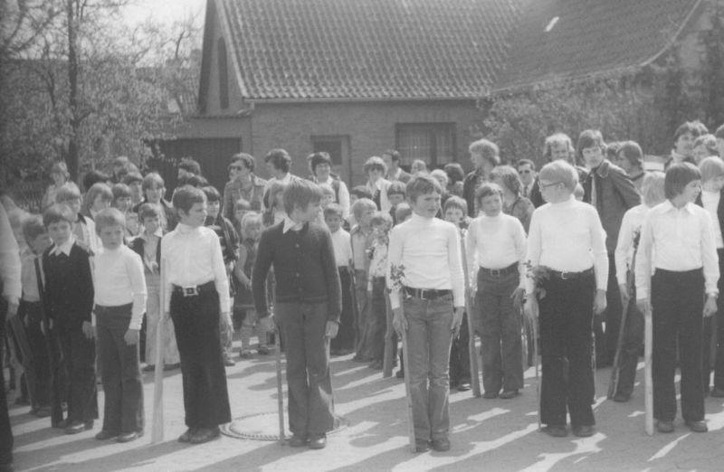 Kinderschützenfest 1977