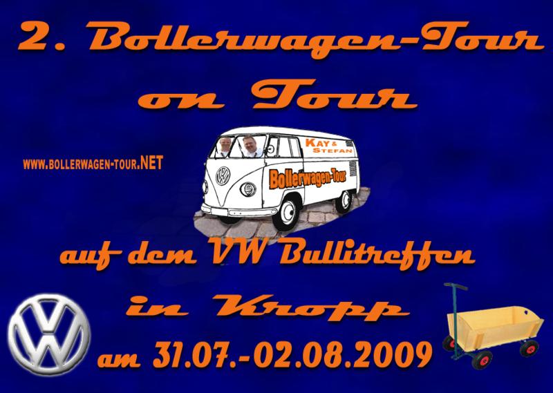 Bollerwagen Tour