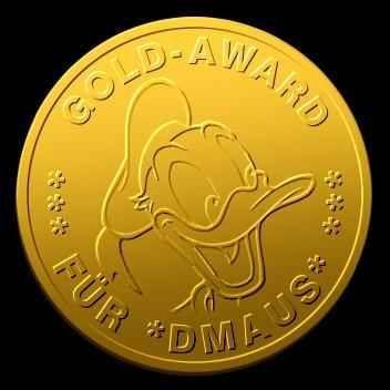 Gold Award von Nenni