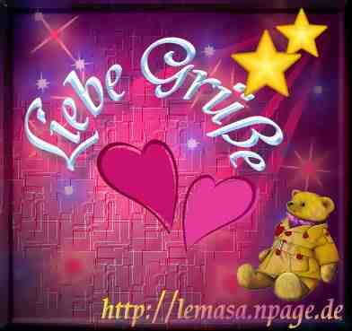 Liebe Grüße von Lemasa