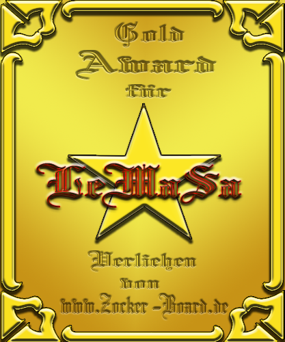 Gold-Award LeMaSa