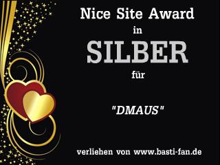 Silber Award von Kerstin