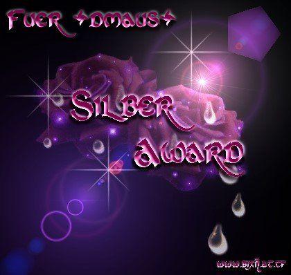 Silber Award von Birgit