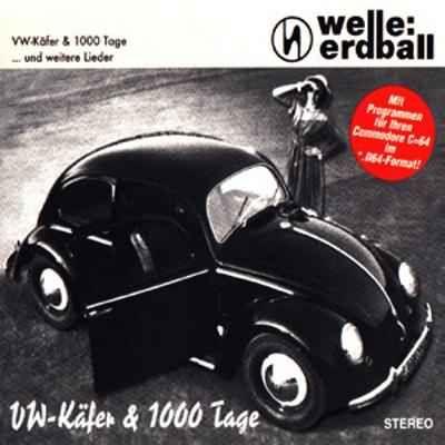 Cover der CD von Welle:erdball