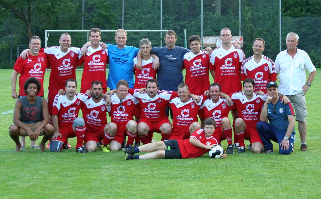 Weilburger Stadtmeister 2014 - AH TuS Kubach