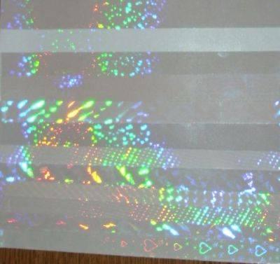 12 irisierende durchsichtige selbstklebende hologramm folie din a5 bild 1 auf bild 2 aus. Black Bedroom Furniture Sets. Home Design Ideas