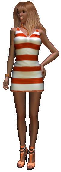 Jordana Poser Figur