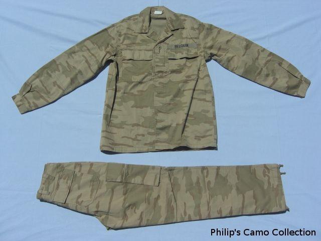 DESERT camouflage uniform Collection_064