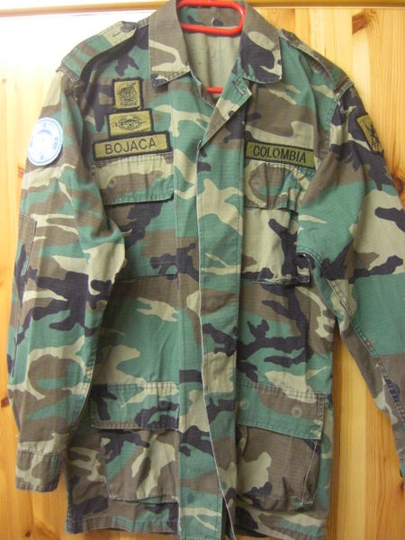Colombian woodland shirt Z1_021
