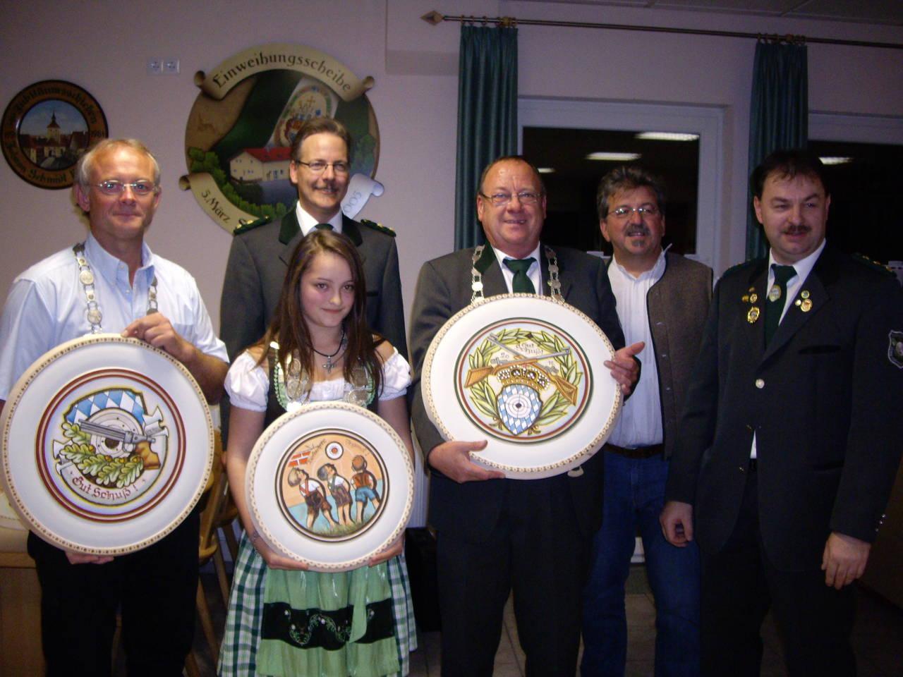 Schützenkönig 2012 / 2013